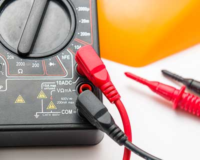 electrical maintenance and testing